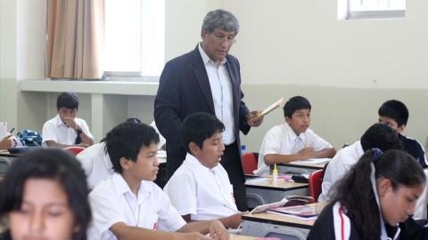 Cajamarca: Al maestro con cariño, un artículo de Miguel Ángel Vallejos
