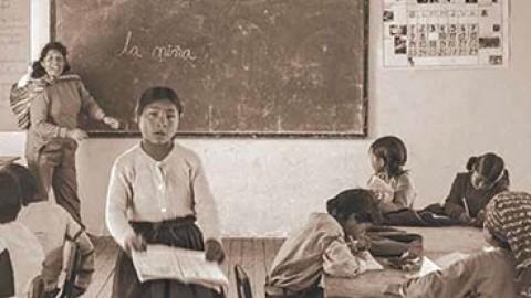 Nueva publicación del IEP: Vidas desiguales, mujeres, relaciones de género y educación en el Perú
