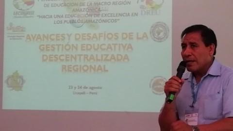 Acuerdos del Primer Encuentro de Directores DRE de la Amazonía
