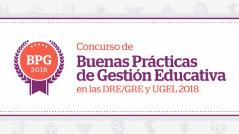 Conoce a los finalistas del concurso de buenas prácticas de gestión de DRE y UGEL