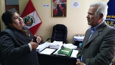 Nuevos directores DRE en Ayacucho y Junín