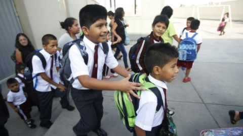 Año escolar 2019: Sobre la edad necesaria para la matrícula en inicial y primaria