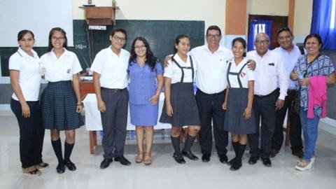 Loreto: Estudiantes de secundaria hablan sobre hechos de corrupción en el país