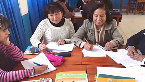 Más de mil docentes serán capacitados antes de evaluación de permanencia