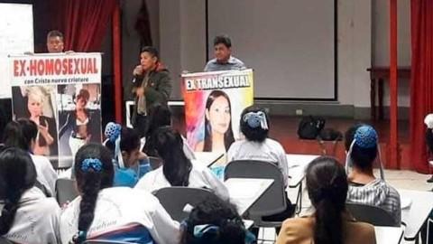 DRELM se pronuncia por charlas que promueven el odio en escuelas de Lima