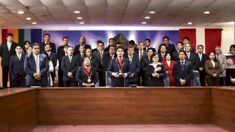 Edugestores reporta: Nuevos directores de DRE y GRE en Arequipa, Puno, Cusco y San Martín