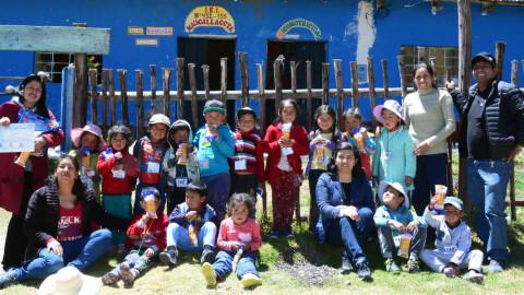 Ayacucho: más de 400 escuelas de la región exigen certificación EIB