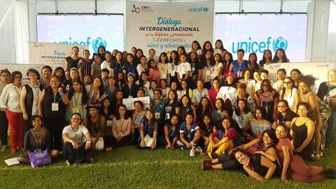 UNICEF: se realizó primer diálogo sobre la igualdad de género