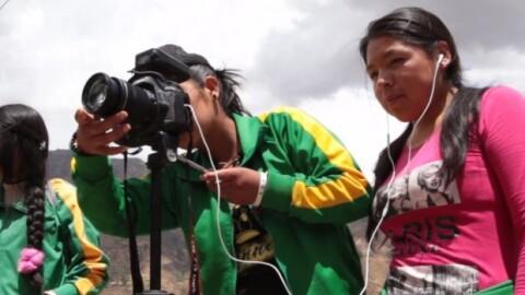 Conoce el corto escrito, producido y dirigido por niñas de Huancavelica