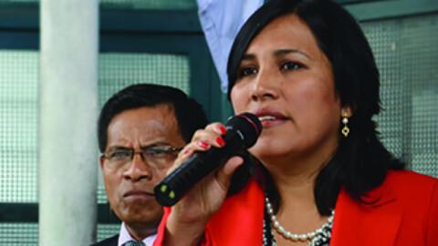 Flor Pablo es la nueva ministra de Educación