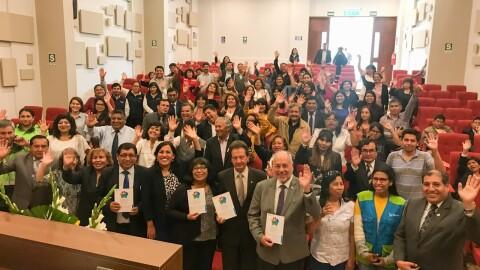Arequipa: instalan grupo impulsor por el PEN al 2036