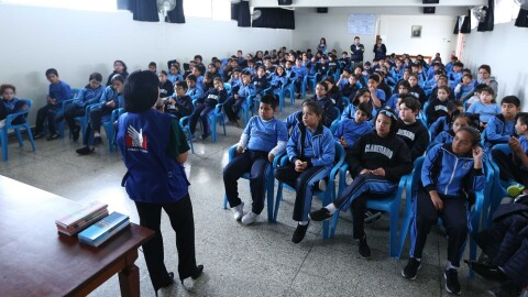 Defensoría: Urge continuar con implementación del currículo escolar con enfoque de igualdad de género