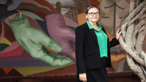 """Kate Harrisson: """"La igualdad de género en la educación es clave"""""""